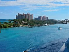 Nassau, Bahamas.  2 times and I still have never been to Atlantis! Guess I'll just have to go back! June 2006, June 2010
