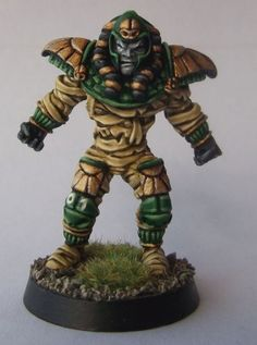 Blood Bowl Starplayer, BloodBowl Ramtut III