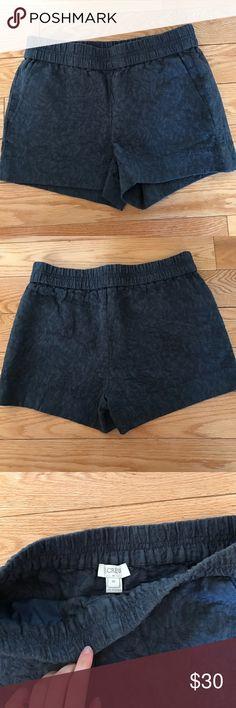 J crew shorts size 00 nwot Gorgeous shorts. Literally my fav but a tad snug on me! J. Crew Shorts