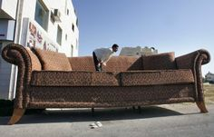 largest sofa in the world, hit like if cool. #largestthingsinworld #uniquepics #funnypics You may want to visit this site too! http://www.pinterest.com/travelfoxcom/pins/
