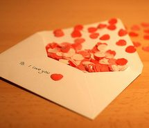 Inspiring picture cute, envelope, hearts, i love you, love. Resolution: 500x333 px. Find the picture to your taste!
