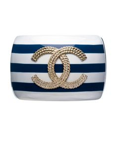 Blue and white, rope, and brass come about in reinvented basics