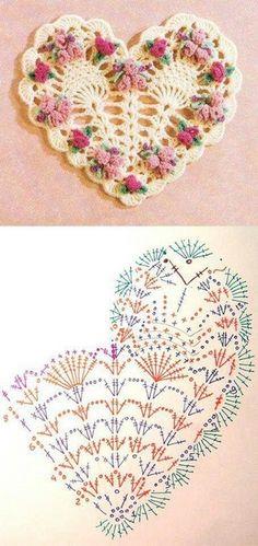 Transcendent Crochet a Solid Granny Square Ideas. Inconceivable Crochet a Solid Granny Square Ideas. Crochet Diy, Art Au Crochet, Thread Crochet, Love Crochet, Irish Crochet, Crochet Flower Patterns, Crochet Designs, Crochet Flowers, Knitting Patterns