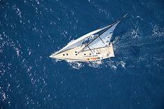regata della Giraglia nel 2004