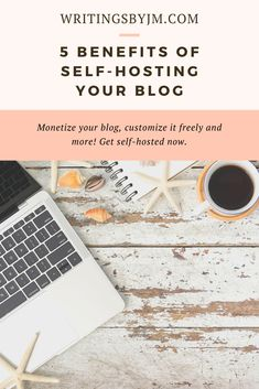 Two benefits of self-hosting are getting to customize your blog freely and monetize it! See more in the blog! Benefit, Blog, Blogging
