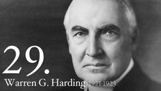 "Warren G. Harding - Before his nomination, Warren G. Harding declared, ""America's present need is not heroics, but healing; not nostrums, but normalcy; not revolution, but restoration; not agitation, but adjustment; not surgery, but serenity; not the dramatic, but the dispassionate; not experiment, but equipoise; not submergence in internationality, but sustainment in triumphant nationality...."""