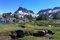Se dê um tempo! Destinos que todo mochileiro (e aventureiro!) precisa conhecer: John Muir Trail, Califórnia, Estados Unidos.