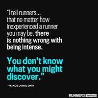 Be Intense