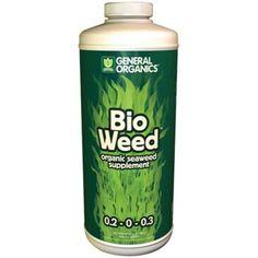 GH General Organics BioWeed Quart (12/Cs)