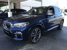 First Look: New G01 BMW X3 - Walkaround Video - http://www.bmwblog.com/2017/06/27/first-look-new-g01-bmw-x3-walkaround-video/