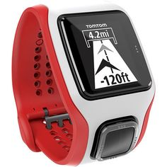 TomTom GPS Multi Sport Cardio Heart Rate Monitor