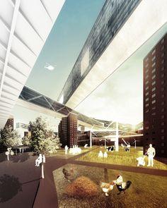 'TENACITY' Architectural Research Proposal / PinkCloud.DK