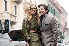 Richi and Chiara