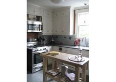 Kitchen design idea -Home and Garden Design Ideas
