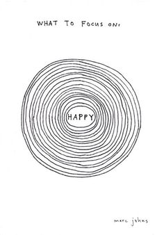 happy by marc johns