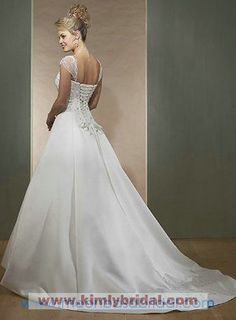 Maggie Sottero Wedding Dresses on Discount Maggie Sottero Bridal Gowns   Style Felicity A407    340 00
