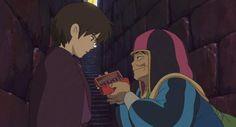 Tales From Earthsea Tales From Earthsea, Isao Takahata, Anime Land, Studio Ghibli Movies, Princess Mononoke, Hayao Miyazaki, Classic Films, Conte, Concept Art