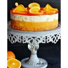 Striaccistella#adkastastyfood #orange#apple #Hartley s orange jelly#homemade cake#tasty #yummy