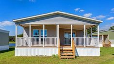 Gorgeous HC4522A Manufactured Home From Athens Park Model RVs