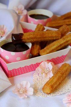 Kakkuviikarin vispailuja!: Churrot