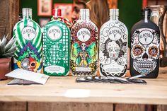 Tequila Alacrán en La Cantina Mexicana de The Wedding Experience