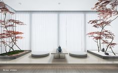 3 Modern Minimalist Homes with Chinese Design Elements
