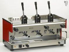 Pumpe-Kaffeemaschine / Espresso / zur beruflichen Nutzung / manuell - B2000 AL - BEZZERA