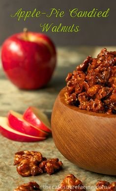 ... anything Apple on Pinterest | Apples, Caramel Apples and Baked Apples