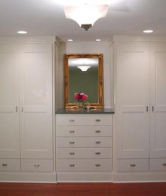 Built In Bedroom Closets | master bedroom built in closets matching built in closets with varying ...