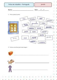método das 28 palavras fichas - Pesquisa Google Map, Writing, Education, Julia, Word Reading, Crossword Puzzles, Alphabet Book, Therapy, Location Map