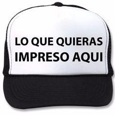gorras personalizadas con la imagen que quieras!!! 4a6086d7e46