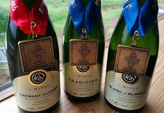 We're excited that Tradition received a Double Gold, Blanc de Blancs received a Gold, and our Cremant Classic received a Silver at the 2015 Tasters Guild International wine competition. www.lmawby.com