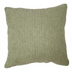 @Overstock - Toss some style into your home decor with these soft throw pillows    Kathleen pillows feature a unique ribbed design in sage green        Decorative accessory is polyester fiber-filled for the ultimate in comforthttp://www.overstock.com/Home-Garden/Ribbed-Sage-Green-Throw-Pillows-Set-of-2/3310883/product.html?CID=214117 $21.99