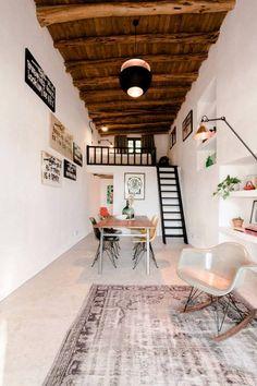 Casa en el campo de Ibiza | Country houses, House and Interiors