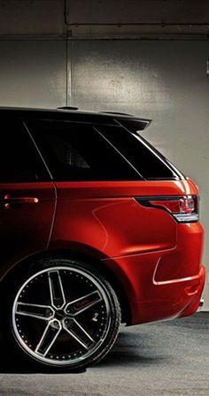 Visit The MACHINE Shop Café... ❤ Best of SUV @ MACHINE... ❤ (RANGE ROVER Ultimate Luxury)