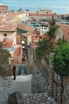 Portoferraio, Elba, Tuscany, Italy