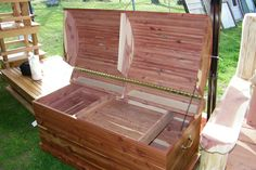 Red Heart Cedar Hope Chest