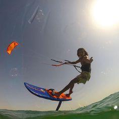 #kiteboarding, #kitesurfng, #stoke