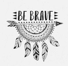 Boho template with inspirational quote lettering – be brave. Vector ethnic print… Boho template with inspirational quote lettering – be brave. Vector ethnic print design with dreamcatcher. Doodle Art Designs, Easy Doodle Art, Doodle Art Drawing, Drawing Quotes, Cool Art Drawings, Zentangle Drawings, Pencil Art Drawings, Simple Doodles Drawings, Doodling Art