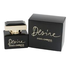 THE ONE DESIREEAU DE PARFUM SPRAY INTENSE 1.0 oz / 30 ml