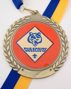 Cub Scouts Medal