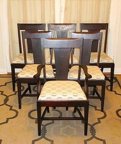 Love This Mahogany Empire Revival Style Dining Room Set Flame Entrancing Dining Room Empire Decorating Design