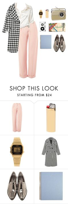 """""""baby"""" by argentates ❤ liked on Polyvore featuring Topshop, Brandy Melville, Vetements, Casio and 3.1 Phillip Lim"""