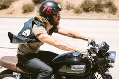 electricstateco: The Roadery #riding #motorcycles #motos | caferacerpasion.com