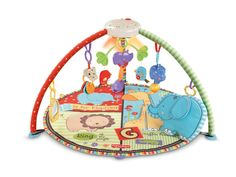 Fisher-Price Luv U Zoo Deluxe Musical Mobile Gym $35.69 {reg. $59.99} + FREE Shipping!