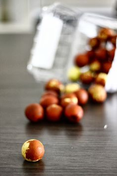 20th October 2013: Fresh chinese dates