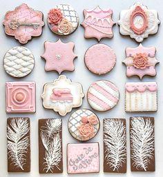 girly cookies by Arty McGoo