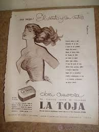 publicidad jabón la toja - Buscar con Google
