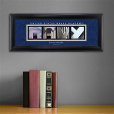 College Campus Art - United States Naval Academy Free Personalization – GiftsEngraved