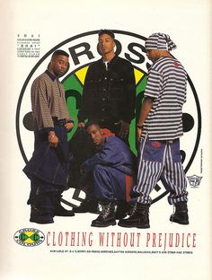 The Decades of Hip Hop Fashion – The Late 90's to Early 2000's | THE 5TH ELEMENT MAGAZINE